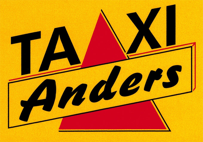 Taxi Anders - Logo